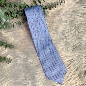 Hermès silk printed tie